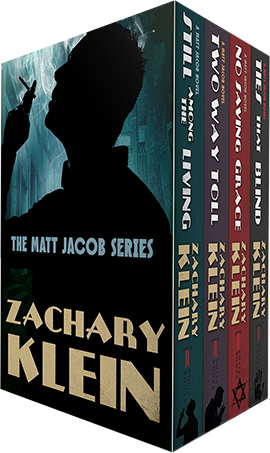 Matt Jacobs Box Set